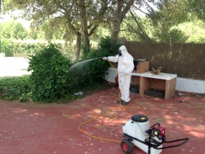 Nuestra empresa cuenta con todos los equipos necesarios para eliminar para siempre cualquier tipo de plaga
