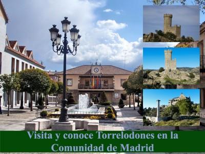 Visita y conoce Torrelodones en la comunidad de Madrid