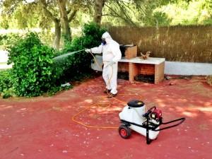 Ant Control de plagas es la solución para eliminar plagas de ciempiés o cualquier otro tipo de insecto